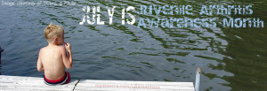July is juvenile arthritis awareness