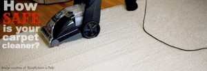 How safe is your carpet cleaner concentrate?