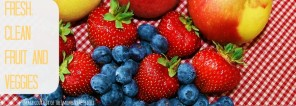 Cleaning pesticides and other toxins from fruit and vegetables