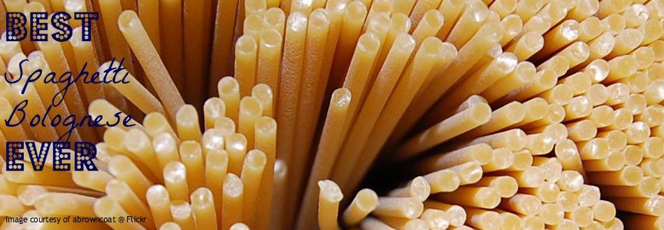 best spaghetti bolognese recipe ever