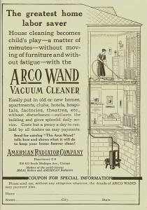 vintage vacuum ad by Marxchivist at Flickr